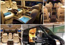 xe limousine hà nội thái nguyên