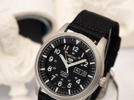 Đồng hồ Seiko 5 quân đôi